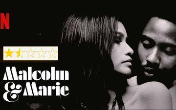 Malcolm & Marie Review: Starring John David Washington And Zendaya The Film Is Pretentious Turgid Talkative Marital Drama