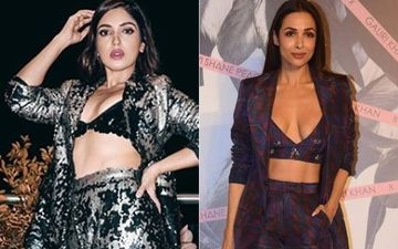 Malaika Arora's Sober Pantsuit VS Bhumi Pednekar's Glitzy One: Whose Look Impressed You The Most?
