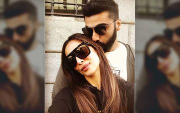 Arjun Kapoor Posts A Love Filled Birthday Picture With His Babe Malaika Arora And Ranveer Singh Is All 'Heart'