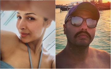 Malaika Arora Is Under Home Quarantine But Misses Vacation In the Maldives With Her Beau Arjun Kapoor – See Pic