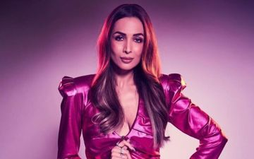 Malaika Arora Aces The Upside Down Pilate Workout With Utmost Grace; Flaunts Her Toned Thighs And Butt In THIS Pic