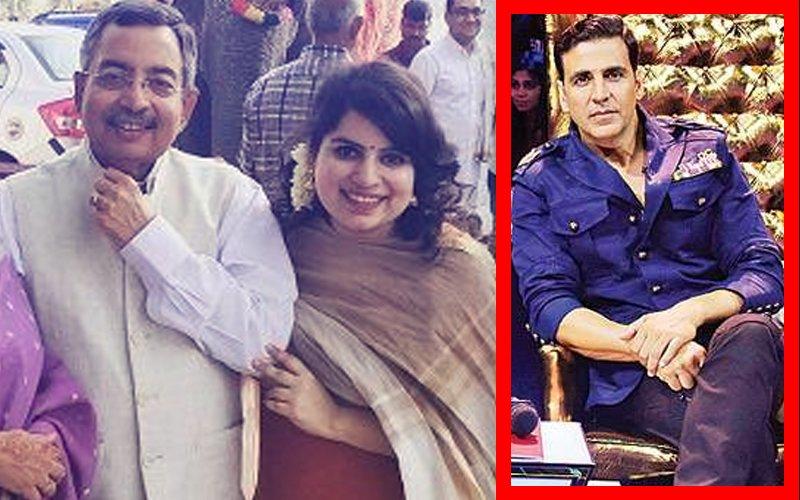 Vinod Dua Says He Will SCREW Akshay Kumar For Below The Belt Comment On Daughter Mallika Dua; Later Deletes Post