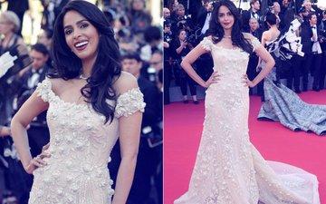 Cannes Film Festival 2017: Mallika Sherawat Looks Elegant On Opening Night