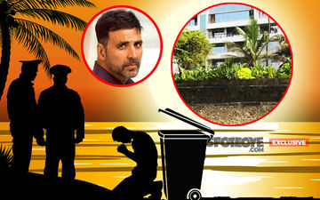 Man Jumps From Beach To Force Himself Inside Akshay Kumar's House, Hides In Dustbin, Sent To Jail