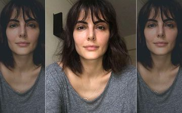 Mandana Karimi Shuts Down Speculations That She Has Coronavirus: 'Educate Yourselves, You Can't Be Making Assumptions'-VIDEO
