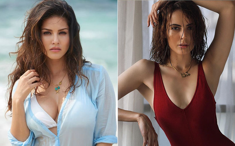 Ex-Bigg Boss Contestants, Mandana Karimi And Sunny Leone Come Together For A Horror Comedy