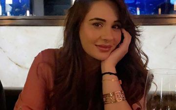 Mandy Takhar Completes 10 Years In Pollywood, Shares Heartfelt Post