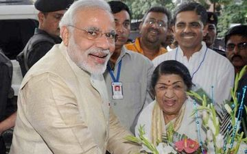 PM Narendra Modi Calls Birthday Girl Lata Mangeshkar Before His US Trip, Singer Says 'Picture Of India Changing With Your Arrival'