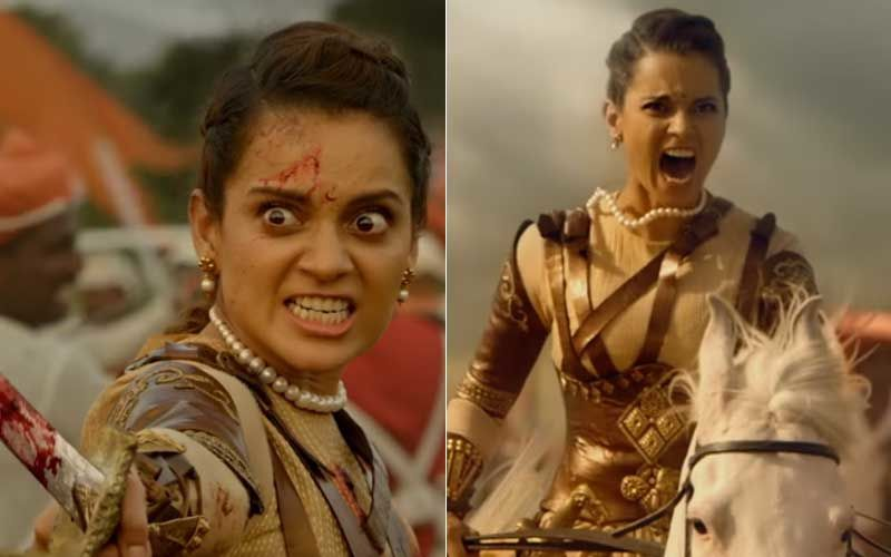 Manikarnika Trailer: Kangana Ranaut Presents Never-Seen-Before Tale Of Rani Laxmi Bai's Valour