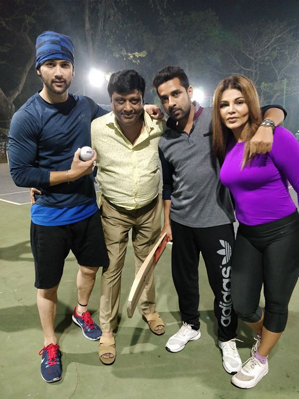 manik soni puneesh sharma and rakhi sawant