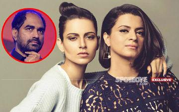 "Manikarnika Director Krish Hits Back On Rangoli's Tweet: ""I'm Sick And Tired Of Kangana. She Is Just Lying"""