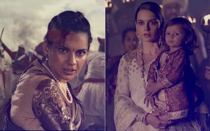 Manikarnika Teaser: Kangana Ranaut Is Fierce And Unstoppable. Direction Credit Goes To Krish, Not Queen