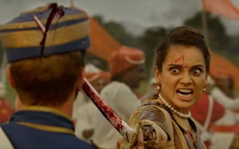 कंगना रनौत की फिल्म मणिकर्णिका: द क्वीन ऑफ झांसी का ट्रेलर देख आप भी कह उठेंगे- खूब लड़ी मर्दानी वो तो झांसी वाली रानी थी