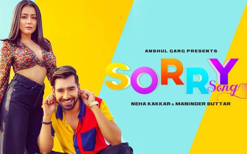 Maninder Buttar Ft. Neha Kakkar 'Sorry' Song Playing Exclusively On 9X Tashan