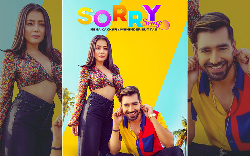 Maninder Buttar Teams Up With Neha Kakkar For A New Punjabi Song 'Sorry'