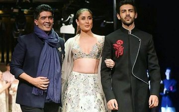 Watch: Kareena Kapoor & Kartik Aaryan Set The Stage On Fire