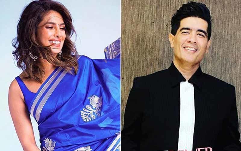 Ouch, Did Priyanka Chopra Royally Snub Manish Malhotra At Umang Awards 2020?