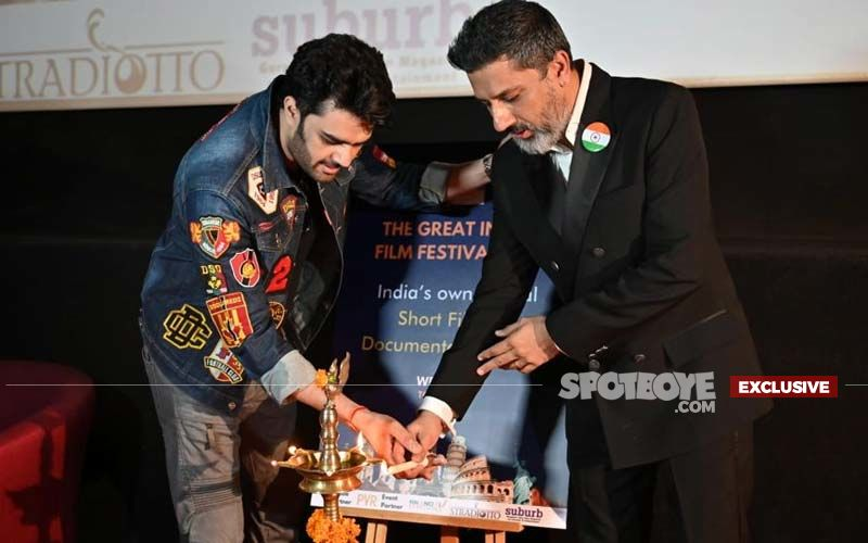 Maniesh Paul Inaugurates Brother Vevek Paul's The Great Indian Film Festival: 'It Was A Very Emotional And Proud Moment For Me'-EXCLUSIVE
