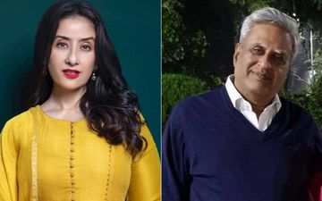 After Manisha Koirala Tweeted In Favour Of Nepal's New Map, Sushma Swaraj's Husband, Governor Swaraj Kaushal Tells Her A Story