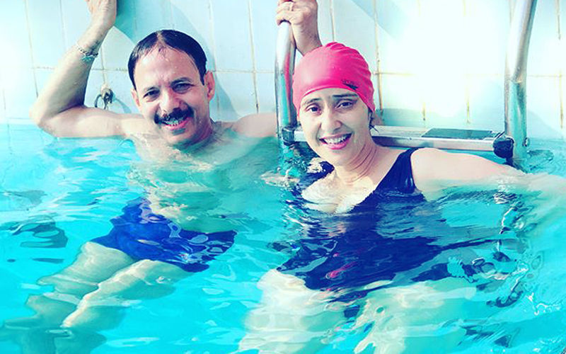 Manisha Koirala's Fear Of Water Is Gone, And Here's How It Happened...