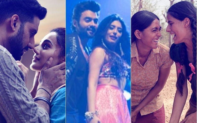 Manmarziyaan, Mitron & Love Sonia Box-Office Collection, Day 2: Abhishek Bachchan, Taapsee Pannu & Vicky Kaushal Race Ahead
