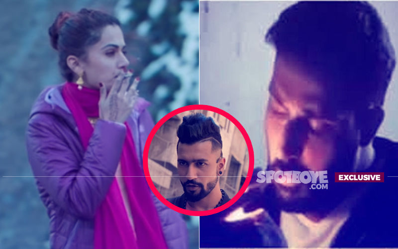 Bride Taapsee Pannu Can't Think Of Ex-Lover While Entering Gurudwara, Abhishek Bachchan And She Can't Smoke Either: Manmarziyaan Scenes Chopped