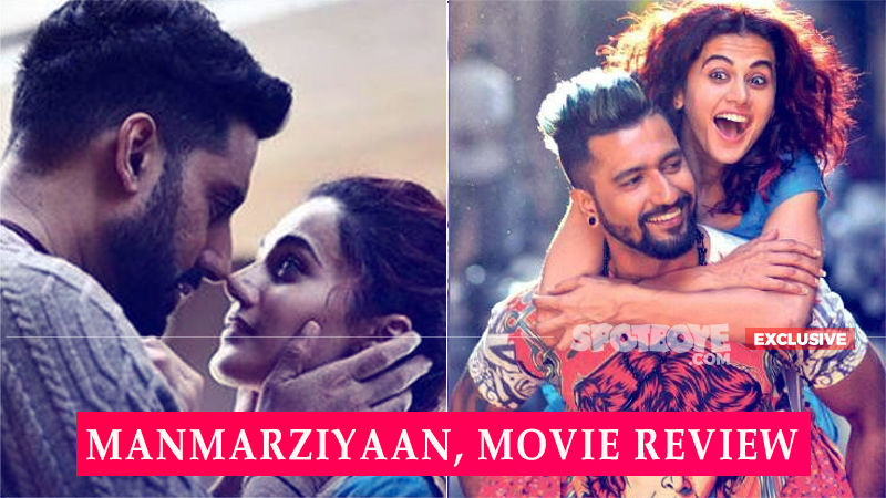 Manmarziyaan, Movie Review: Say It's 'My Manmarziyaan' If Anyone Dissuades You From Going