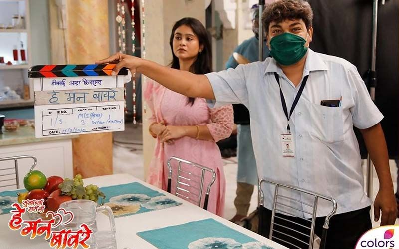 Here's How He Mann Baware Team Is Shooting Amidst The Pandemic