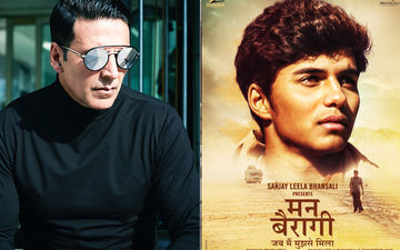 Mann Bairagi Poster: Akshay Kumar Unveils The First Look Of Sanjay Leela Bhansali's Special Feature On PM Narendra Modi