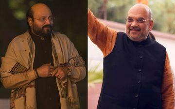 पीएम नरेंद्र मोदी की बायोपिक में एक्टर मनोज जोशी निभाएंगे अमित शाह का किरदार