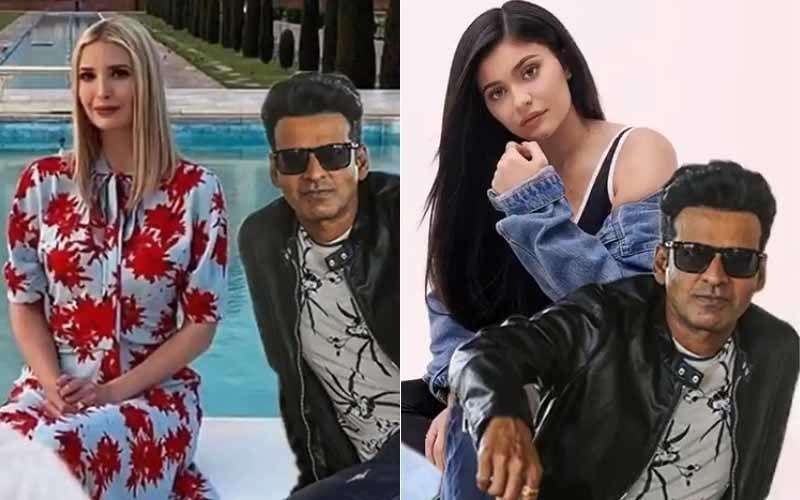 Ivanka Trump Photoshop Series: Lady's New Friend Manoj Bajpayee Shares How-larious Pics Feat Diljit Dosanjh, Jennifer Lopez, Kylie Jenner
