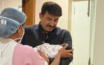 Manoj Tiwari On Welcoming Baby Girl, 'My Elder Daughter Urged Me To Marry Again And She Will Name The Newborn'