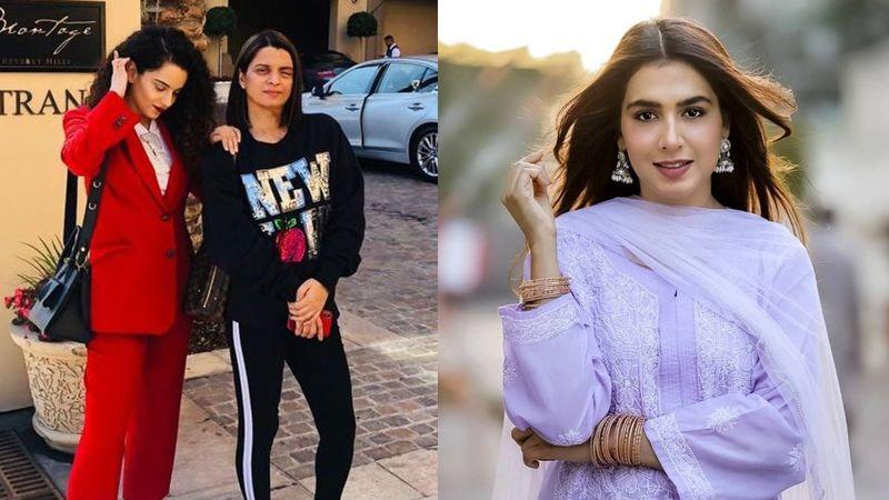Rangoli Chandel Has Only Respect For Pakistani Actress Mansha Pasha's Who Criticised Kangana Ranaut For Supporting PM Modi