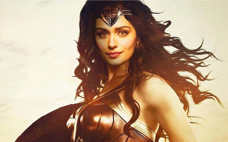 Manushi Chhillar's Dream Is To Be A Superhero Like Wonder Woman On The Big Screen; What Say?