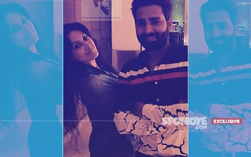 LOVE AROUND US: 'Friends' Kamya Punjabi & Manveer Gurjar Had Eyes ONLY For Each Other, Last Night!