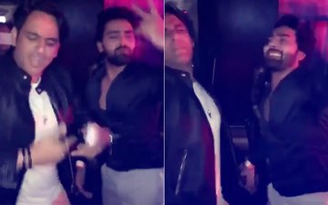 Bigg Boss REUNION: Manveer Gurjar's Dance With Vikas Gupta Is A MUST WATCH!