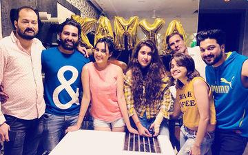 Manveer Gurjar's 'Bollywood Style' Birthday Wish For Kamya Punjabi