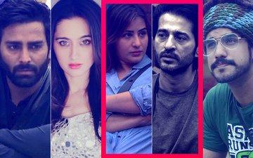 Manveer Gurjar, Sanjeeda Sheikh, Suyyash Rai SLAM Shilpa Shinde For Hiten Tejwani's EVICTION