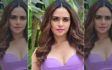 Khatron Ke Khiladi 10 Launch: No One  Can Flaunt Their Curves Better Than Amruta Khanvilkar In This Hot Lavender Dress