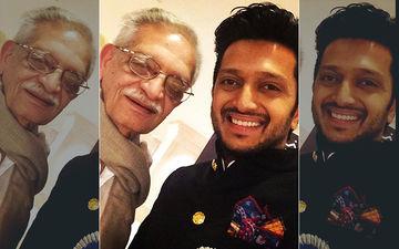 Marathi Film Stars Celebrate Gulzar Sahab's Birthday