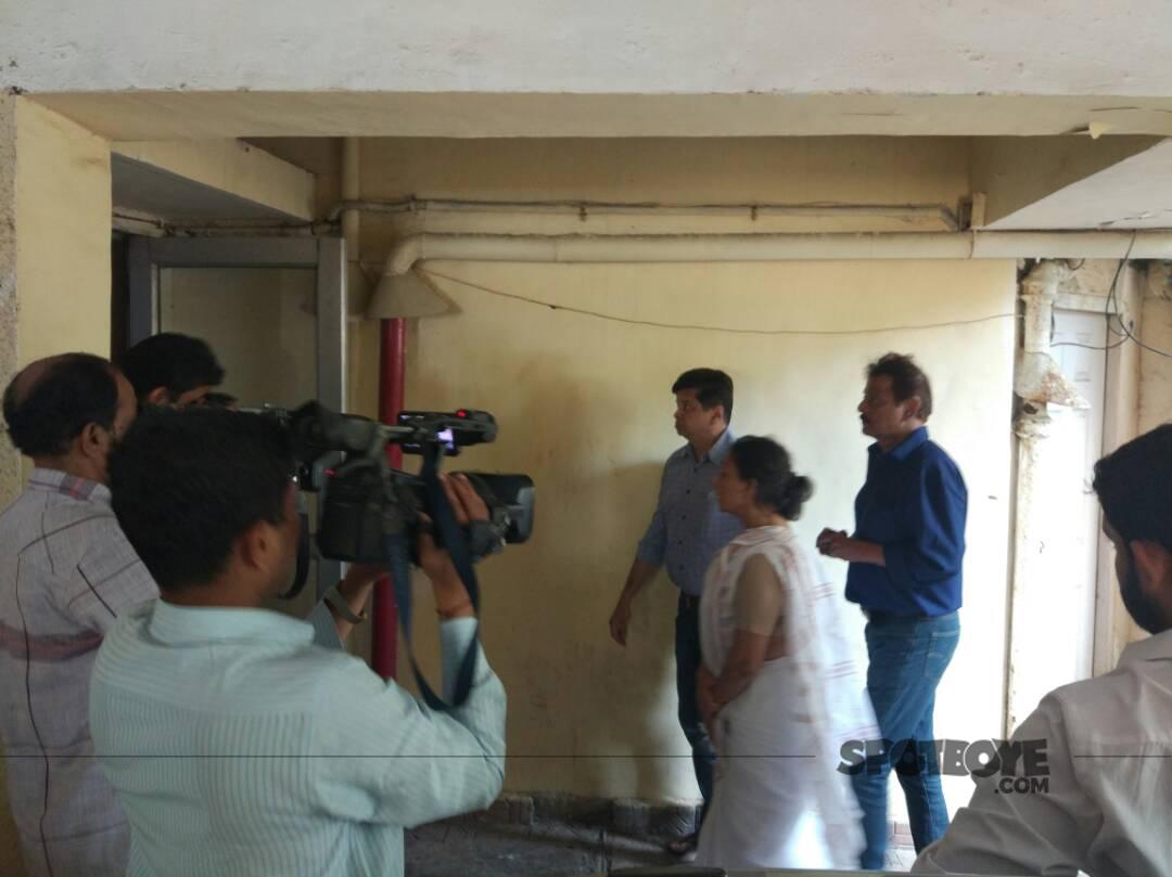 marathi industry celebs walk in
