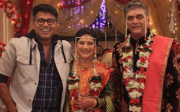 Find Out Who Are These Famous Stars Whose Wedding Sanjay Jadhav Attended?