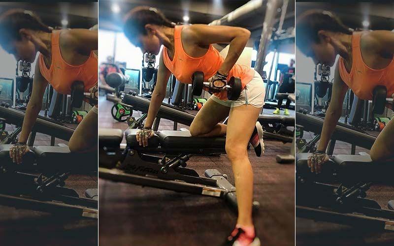Amruta Khanvilkar's Latest Instagram Post Is Giving Us Major Fitness Goals!