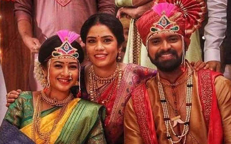 Sukh Mhanje Nakki Kay Asta: Catch Behind The Scenes Of The Biggest TV Wedding Of The Year!