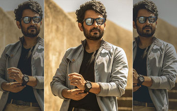 Umesh Kamat Will Set Your Pulse Racing In His New Rugged Handsome Avatar