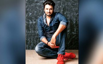 83 Star Chirag Patil Looks Dapper In An All-Denim Look