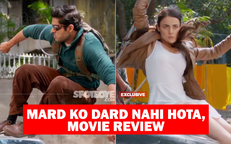 Mard Ko Dard Nahi Hota, Movie Review: You Can Say Maine Pyar Kiya To This Mad World Of Bhagyashree's Lad, Abhimanyu