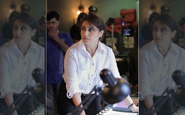 Mardaani 2: Rani Mukerji Gears Up For An Action-Packed Schedule In Rajasthan