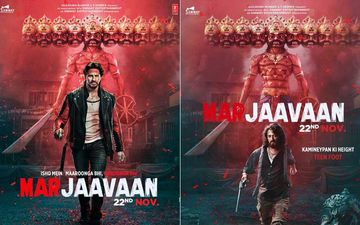 Marjaavaan Poster Celeb Reactions: Arjun Kapoor, Nushrat Barucha Are Highly Impressed With Sidharth Malhotra And Riteish Deshmukh