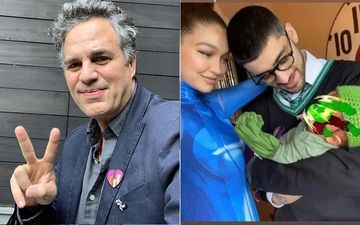 Avengers: Endgame Star Mark Ruffalo REACTS To  Gigi Hadid And Zayn Malik's Daughter Dressed Up As 'Hulk' For Halloween